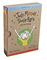 The Judy Moody Double-Rare Collection (Judy Moody, #4-6)