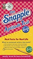 The Snapple Aptitude Test: Real Facts for Real Life