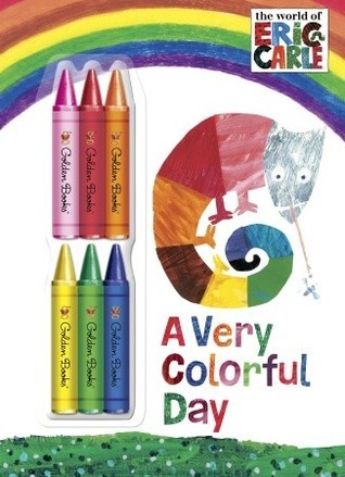 A Very Colorful Day  by  Eric Carle