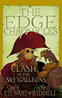 Clash of the Sky Galleons (Edge Chronicles, #9)