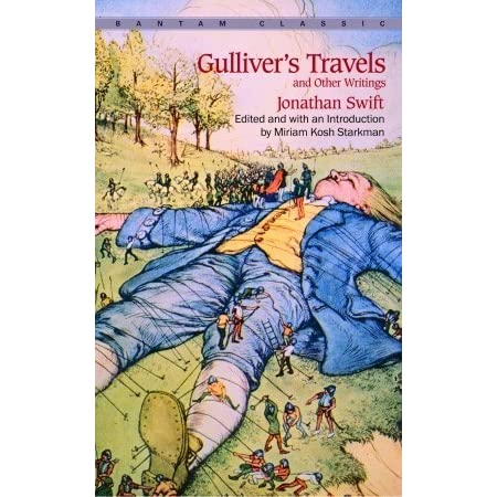 review of jonathan swifts gullivers travel