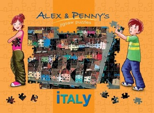 Alex & Pennys Italy Jigsaw Book  by  Giada Francia