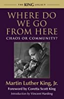Where Do We Go from Here: Chaos or Community?
