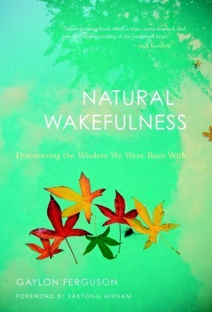 Natural Wakefulness: Discovering the Wisdom We Were Born With  by  Gaylon Ferguson