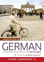Starting Out in German