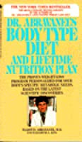 DR. ABRAVANEL'S BODY TYPE DIET