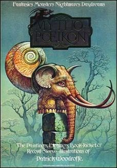 Mythopoeikon  by  Patrick Woodroffe