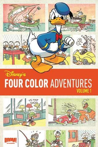 Disneys Four-Color Adventures Volume 1  by  Al Taliaferro