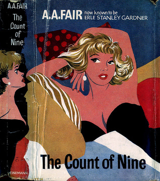The Count of Nine  by  A.A. Fair