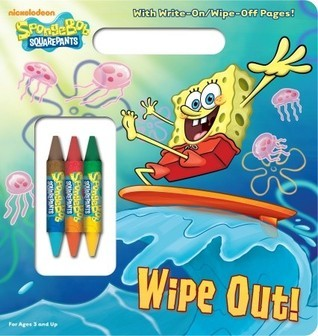 Wipe Out! Golden Books