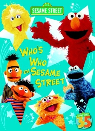 Whos Who on Sesame Street  by  Golden Books