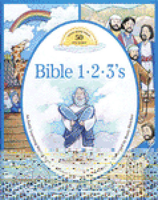 Bible 1-2-3s  by  Donna Cooner