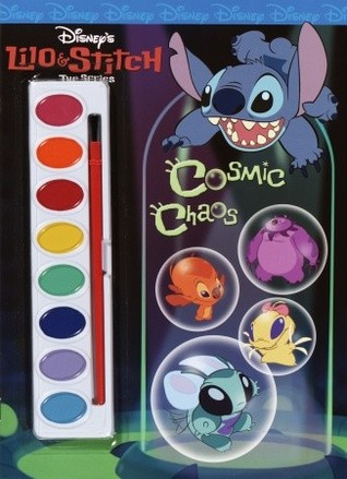 Cosmic Chaos (Disneys Lilo & Stitch Series)  by  Golden Books