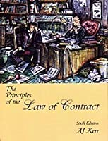 The Principles of The Law of Contract
