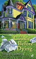 A Cookie Before Dying (A Cookie Cutter Shop Mystery #2)