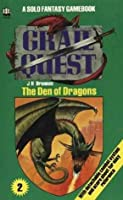 The Den of Dragons (Grail Quest #2)