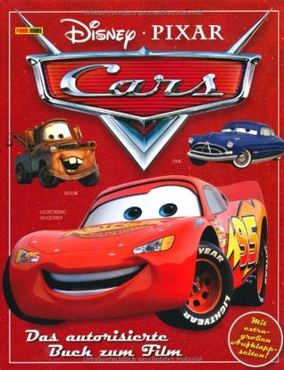 Disneys Cars. Das Buch zum Film  by  Simon Jowett