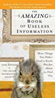 The Amazing Book of Useless Information