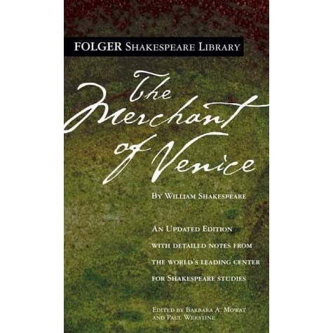 a summary and review of the merchant of venice by william shakespeare