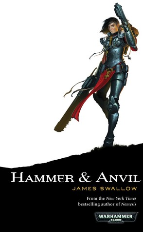 Hammer & Anvil  by  James Swallow
