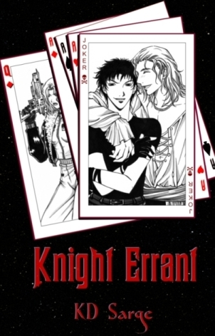 Knight Errant (Knight Errant, #1)  by  K.D. Sarge