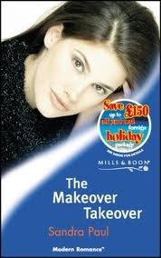 The Makeover Takeover  by  Sandra Paul