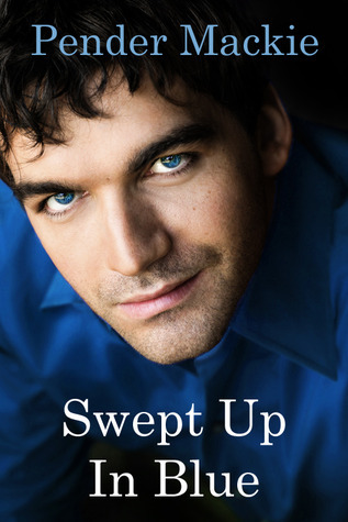 Swept Up In Blue  by  Pender Mackie