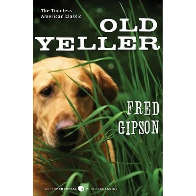review of old yeller book