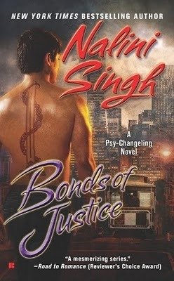Bonds of Justice (Psy-Changeling, #8) Nalini Singh
