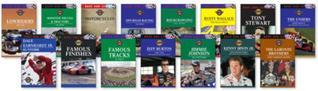 Race Car Legends Edition Set  by  June Ford