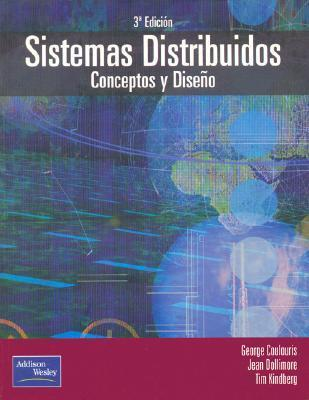 Sistemas Distribuidos   3b: Edicion  by  George F. Coulouris