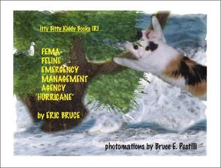 Itty Bitty Kiddy Books: Fema - Feline Emergency Management Agency - Hurricane  by  Eric Bruce