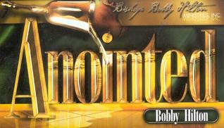Anointed--4 Audios  by  Bobby Hilton