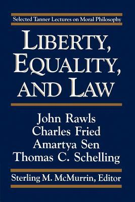 Liberty, Equality & Law  by  Sterling M. McMurrin
