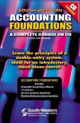 Accounting Foundations: A Complete Course Dale H. Klooster