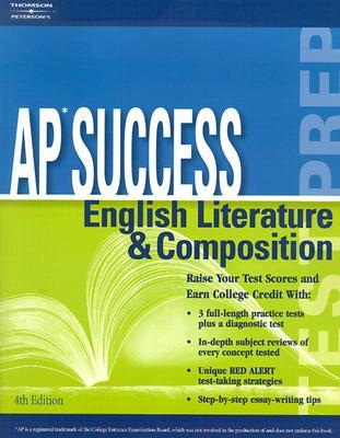AP Success: English Literature & Composition  by  Petersons