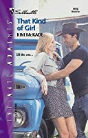 That Kind Of Girl (Aloma, Texas #2)