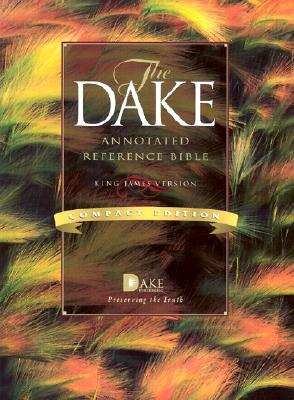 Compact Dake Annotated Reference Bible-KJV Anonymous