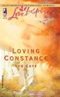 Loving Constance (Love Inspired #277) (Sisters of the Heart Trilogy #3)