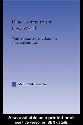 Dead Letters to the New World Michael McLoughlin