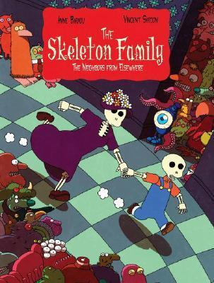 The Skeleton Family Anne Baraou