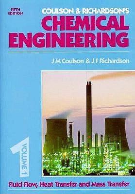 Coulson & Richardsons Chemical Engineering, Volume 1 J.M. Coulson