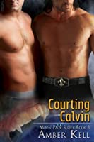 Courting Calvin (Moon Pack #3)