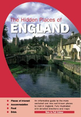 Hidden Places of England  by  Barbara Vesey