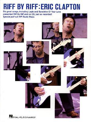 Riff  by  Riff: Eric Clapton [With CD with Full Demo and Backing Tracks] by Eric Clapton