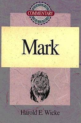 Mark  by  Harold E. Wicke