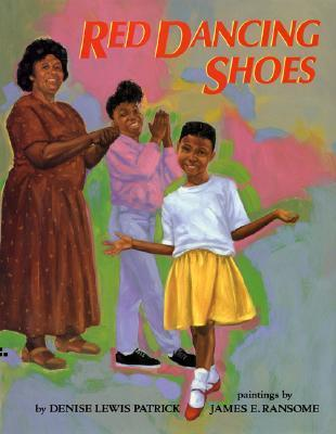 Red Dancing Shoes  by  Denise Lewis Patrick