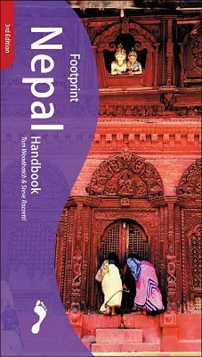 Footprint Nepal Handbook (3rd Edition) Tom Woodhatch