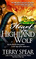 Heart of the Highland Wolf (Heart of the Wolf, #7)