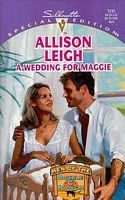 A Wedding For Maggie (Men Of The Double-C Ranch) (Silhouette Special Edition, 1241)